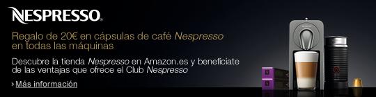 Promoción Nespresso