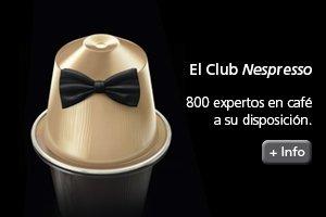 El club Nespresso
