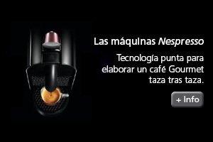 Las maquinas Nespresso