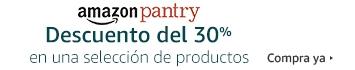 Amazon Pantry: -30% de descuento