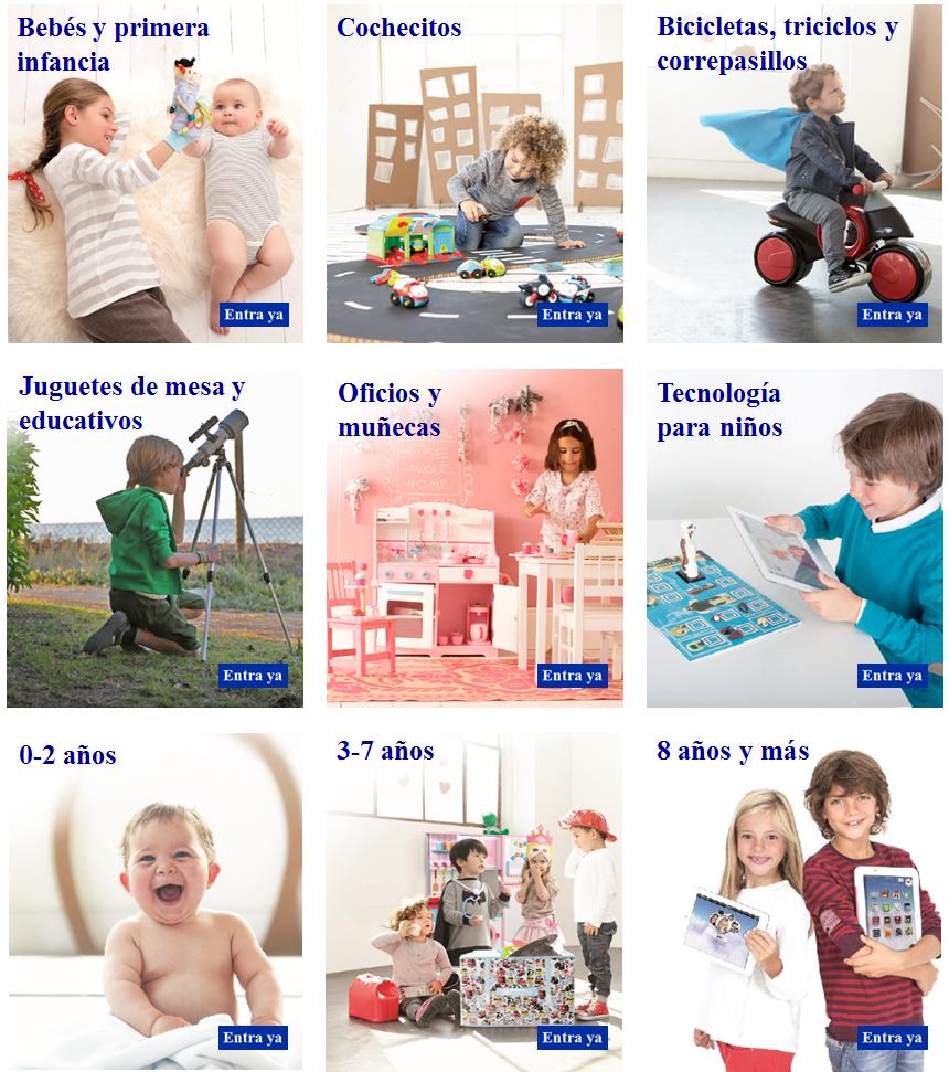 Amazon.es: Tienda Imaginarium: Juguetes y juegos: Bebés y primera ...