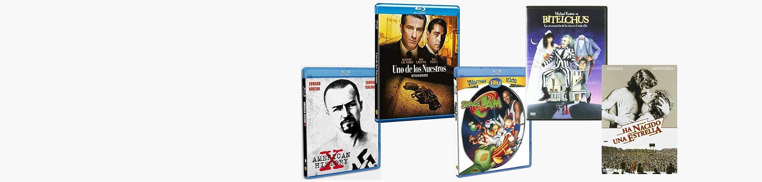 Promociones en Películas y Series TV de Fox