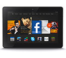 Image d'un Kindle Fire HDX 8.9