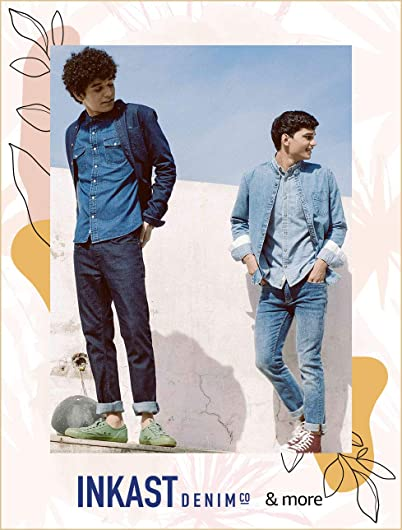Men's Jeans | Min. 50% off