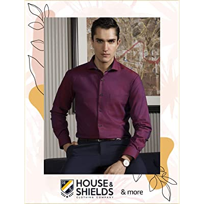 Men's Formal Shirts | Min. 50% off