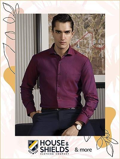 Men's Formal Shirts | Min. 50% off