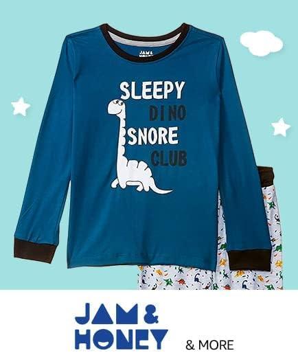 Boy's sleepwear