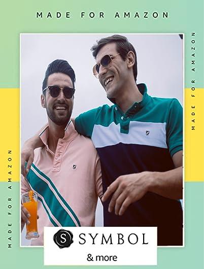 Men's t-shirts, polos & shirts | Min. 60% off