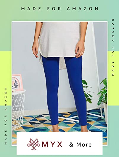 Leggings and trousers