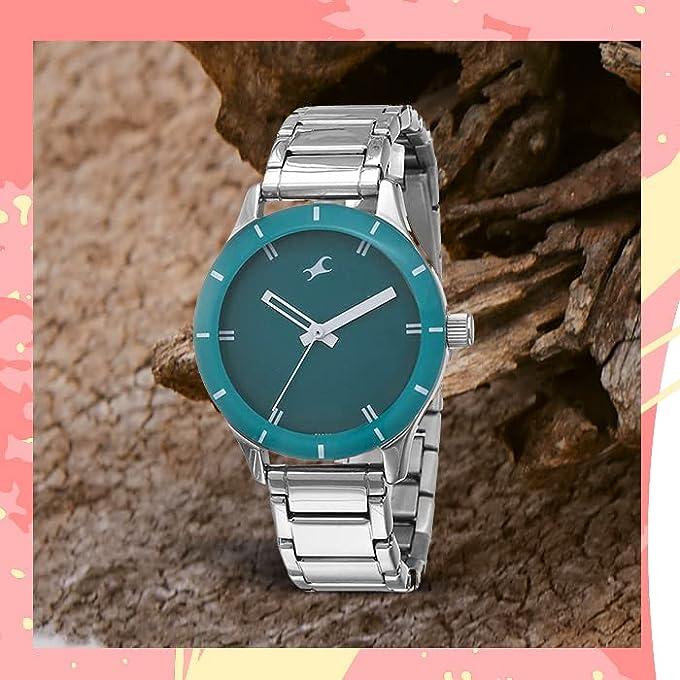 Metallic Strap Watches