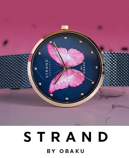 Watches | Designed in Denmark/No Cost EMI