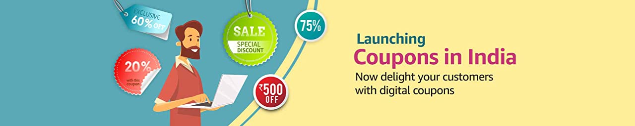 create coupons on amazon and delight your customers