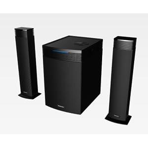 Panasonic Ht 20 2 1 Channel Speaker System Black Price