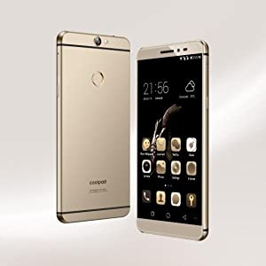 Coolpad Max A8 Price: Buy Coolpad Max A8 (Gold) Online at