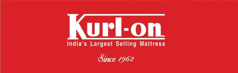 Kurl On Dream Sleep 6 Inch Queen Size Spring Mattress