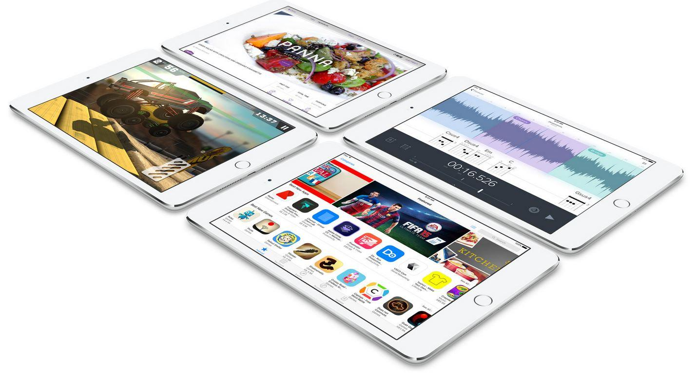 Buy Apple iPad Mini 4 Tablet (7.9 inch, 16GB, Wi-Fi Only ...