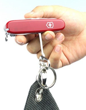 Victorinox 1 8726 Traveller Swiss Army Knife Red Amazon