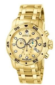 B000820YAQ.10. V296016270  - Invicta Pro Diver Gold Mens 74 watch