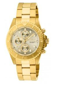B000820YAQ.42. V296016270  - Invicta Pro Diver Gold Mens 1774 watch