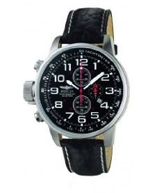 B000820YAQ.45. V296016270  - Invicta Mens Leather 2770 watch