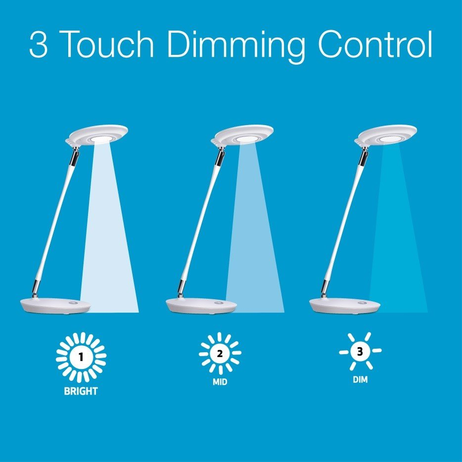 Buy Wipro 7 Watt Led Table Lamp Online At Low Prices In India Usb Reading Circuit Soothing Light Every Situation