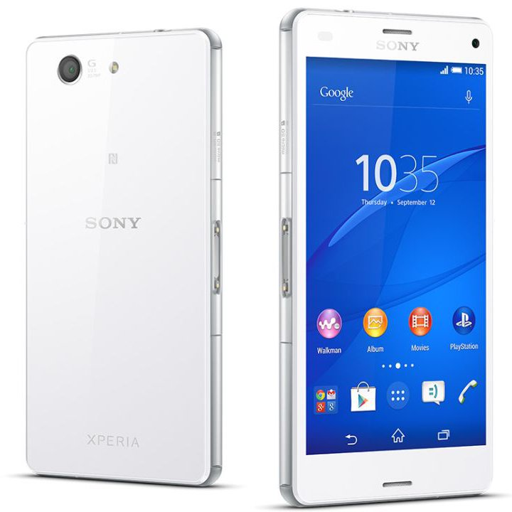 sony xperia z3 compact white electronics. Black Bedroom Furniture Sets. Home Design Ideas
