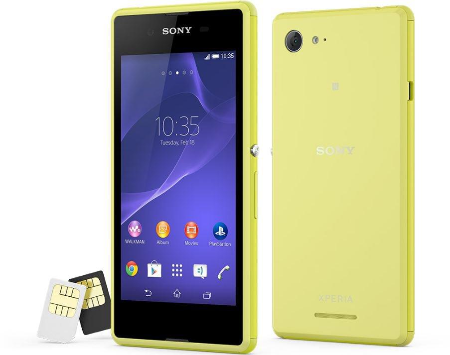 sony xperia e3 dual sim black amazon in electronics rh amazon in Sony Xperia M Sony Xperia P