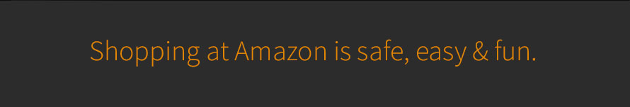 Shopping at Amazon is Safe