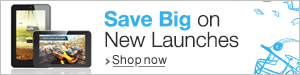 Save Big on New Launches