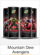 Mountain Dew Avengers