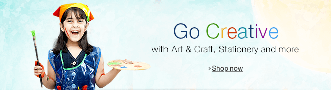 Relish your summer holidays with Art & Craft