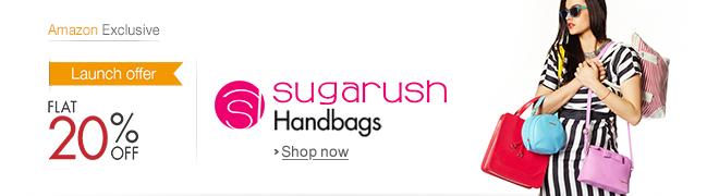 sugarush Handbags