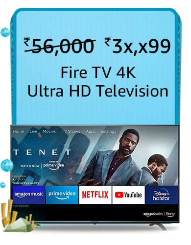 amazon prime day 2021 offer on amazon fire tv 4k uhd