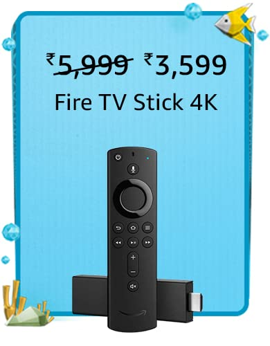 amazon prime day 2021 offer on fire tv stick 4k