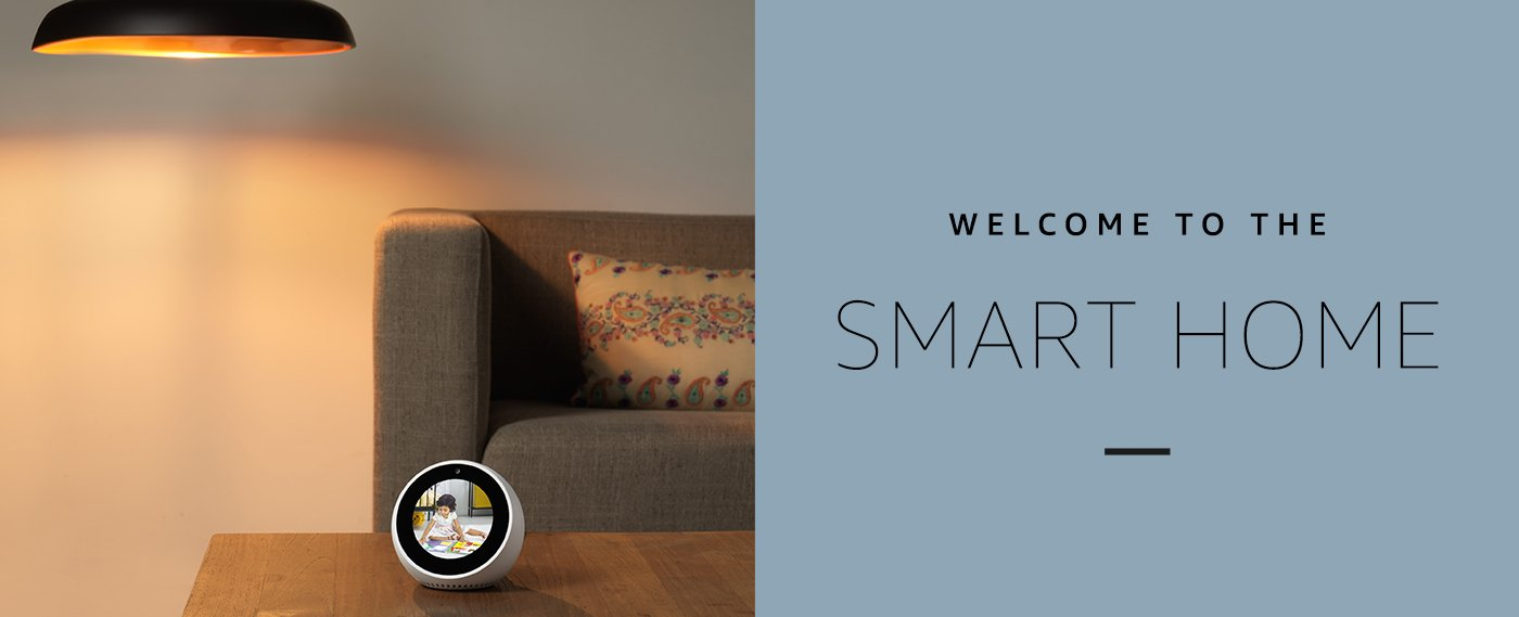 Welcome to the smarthome