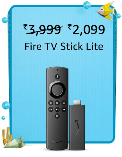 amazon prime day 2021 offer on fire tv stick lite
