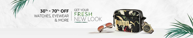 Amazon Watches, Eyewear