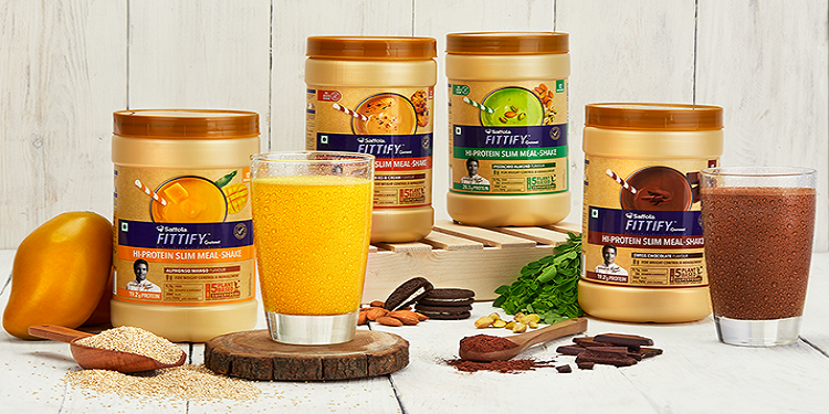 Stay fit with the Saffola Fittify Gourmet range