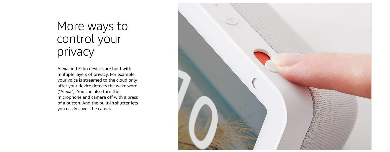 Introducing Echo Show 5 - Smart display with Alexa - 5 5