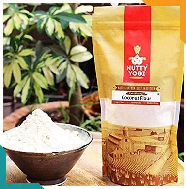 Organic flour & pulses