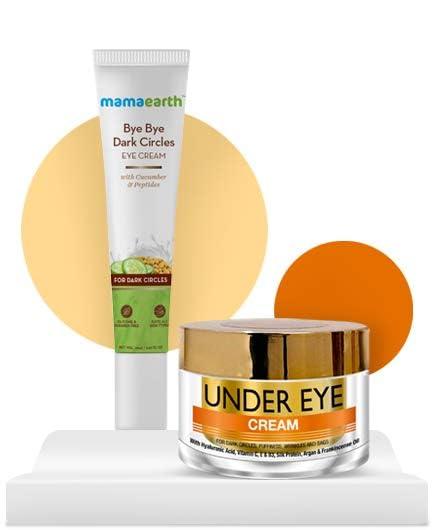 Under-eye creams