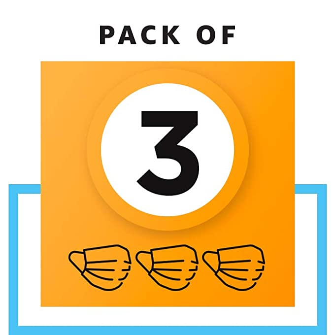 Pack of 3