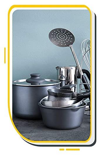 Up to 60% off  Cookware sets