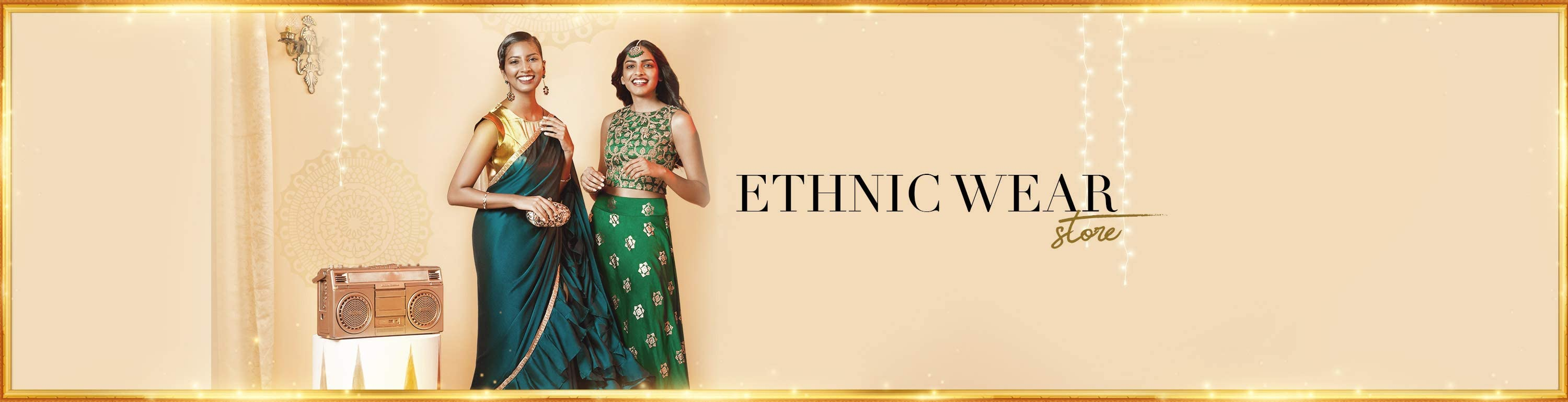 Ethnic Wear Buy Ethnic Wear Online At Best Prices In India Amazon In