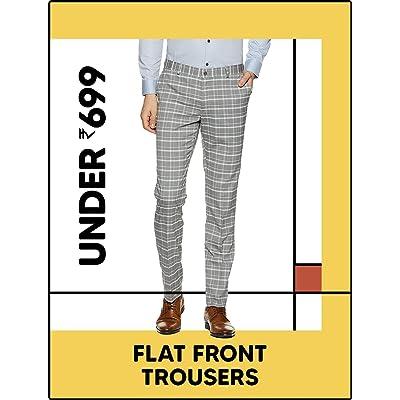 Shop men's formal trousers