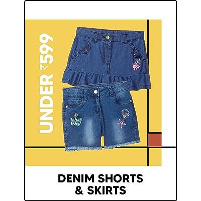 Shop girls' bottomwear