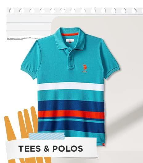 Tees & Polos