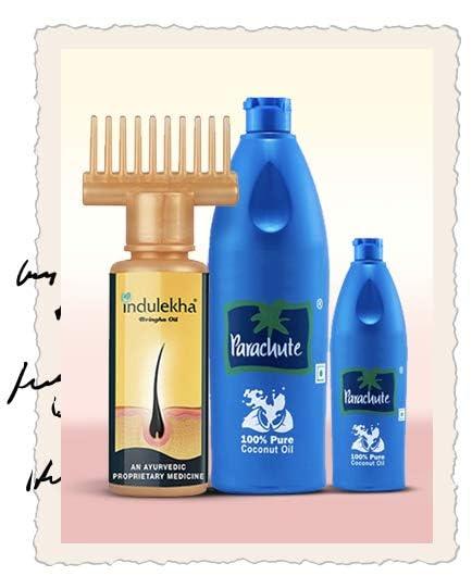 Hair oils & treatments