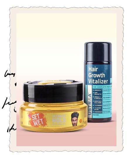 Styling creams & gels