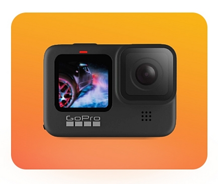 Action cameras & gimbals for the pro photogs